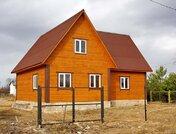 Продаю новый зимний дом в деревне, 98 км от МКАД по Ярославскому ш. - Фото 2
