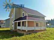 Дом в коттеджном поселке в Подмосковье ( 3 км от Новой Москвы) - Фото 2