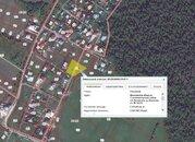 Земельный участок в деревне Клушино