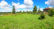 Участок 10 соток в деревне Ченцы в 3-х км. от Волоколамска МО ПМЖ - Фото 4