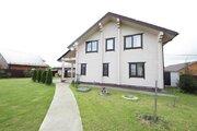Продается Дом из клееного бруса 250 кв, баня и гараж на Киевском шоссе - Фото 2