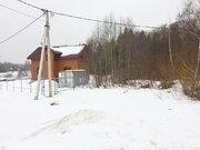 Участок 20 сот ИЖС Вербилки, ул. Новая 80 км от МКАД по Дмитровскому ш - Фото 1