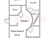 Продажа трехкомнатной квартиры на Октябрьской улице, 21 в Улан