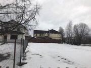Участок, 7 соток, ИЖС, все центр. ком-ции, д. Райсеменовское, Серпухов - Фото 1