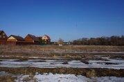 Участок на реке Оке, Серпуховский район, д. Лужки. - Фото 1