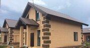 Срочно продается двухэтажный кирпичный дом в с. Нагаево, Торг Звоните! - Фото 1