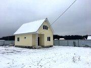 Новый дом в дер.Дворищи с полной оттделкой и коммуникациями - Фото 1