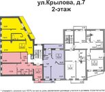 6 000 000 Руб., Квартира в новом доме в центре города!, Купить квартиру в новостройке от застройщика в Твери, ID объекта - 319696537 - Фото 11