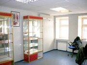 Офис 89 м2 в БЦ кл. В-, 4 комн, с/у, 2 эт, 3 мин. от метро. - Фото 1