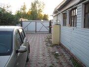 Кубинка. Дом 120 кв.м. с отоплением. 7 соток, гараж. Транспорт. - Фото 2