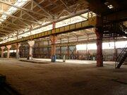 Производственное помещение 3300 кв.м С мостовыми кранами 10 Тонн! - Фото 4