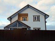 Имний загородный дом со всеми удобствами,63 км от МКАД по Калужскому ш - Фото 3