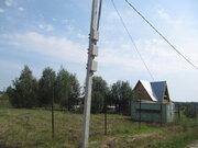 Земельный участок в СНТ, Ступинский р-н - Фото 1