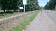 Продам участок у дороги. Село Чемал. Торг. ИЖС - Фото 1