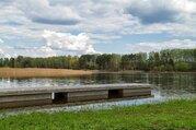 Участок 24 сотки на первой линии Истринского водохранилища - Фото 1