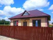 Новый красивый кирпичный дом в Горячем Ключе - Фото 1
