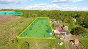 Земельный участок 45 соток, ИЖС в д. Пнево, Малоярославецкого р-на - Фото 2
