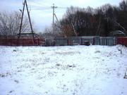 Участок 8 сот в с.Боршева Раменского района рядом с г.Бронницы - Фото 1