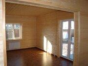 Новый дом из бруса в 85 км от МКАД по Киевскому шоссе, лес, река, ИЖС - Фото 4