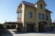 Продам коттедж в с.Дерюзино Сергиево-Посадский район 200 кв.м 24 сотки - Фото 1