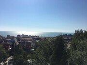 1 ком. в Сочи с ремонтом и видом на море в Адлере - Фото 1