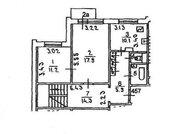 6-ти комнатная 2-х уровневая квартира м. Пр-т Вернадского, Коштоянца 6 - Фото 4