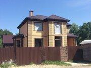 Дом 240м2 и гостевой дом 72м2 в п Михнево (мкр Южный) Ступинского р-на - Фото 2