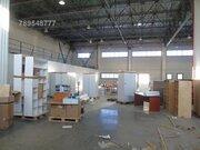 Отапливаемое складское помещение общ - Фото 1