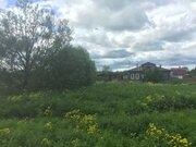 Земельный участок 20 соток в Переславском районе, с.Давыдово - Фото 1