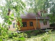 Двухэтажный дом площадью 130 кв.м на участке 10 соток в жилой деревне. - Фото 3