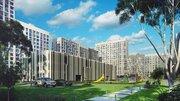 Двухкомнатная квартира в ЖК «Город на реке Тушино-2018» - Фото 1