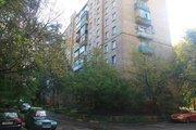 Трехкомнатная квартира в кирпичном доме, ул. Краснодарская 7 к 1 - Фото 1