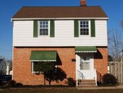 Дом с 3-мя спальнями в пригороде г. Кливленд, США