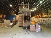Отапливаемый склад ангар 455 м