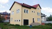 Загородный дом по Ярославскому шоссе.