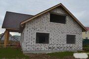 Продам дом 90м.кв, на 12.5сотках, Серпуховский р-н, п. Большевик, - Фото 3