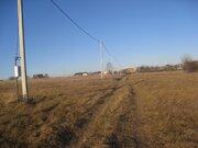 Земельный участок 25 с. под ПМЖ в Чеховском р-не д. Алфёрово - Фото 4