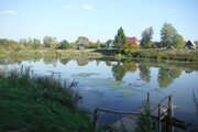 Продается участок около пруда в Наро-Фоминском районе - Фото 1