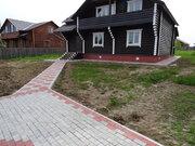 Григорово. Новый дом в деревне из оцилиндрованного бревна с отличной п - Фото 2