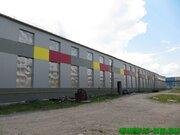 Сдам, индустриальная недвижимость, 2000,0 кв.м, Дзержинск, Дзержинск, . - Фото 4