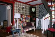 Дом с ремонтом в английском стиле и обстановкой на при лесном участке - Фото 1