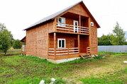 Продается новый дом в деревне, жилая улица, рядом река, лес, родник. - Фото 4