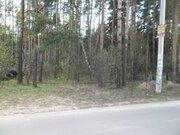 15 сот. в д. Протасово, Щелковский р-н, 35 км. от МКАД. - Фото 1