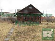 Отличный участок 10 соток в деревне Киселево Боровский район - Фото 1