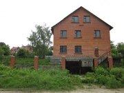Дом в деревне 340 м2, под отделку. Чеховский район. - Фото 2