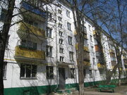 Продаётся 1 комнатная квартира Пролетарский проспект 16к.3 - Фото 1