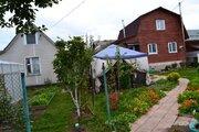 Дом г. Пушкино, ул. Кавезинская, на 7 сотках земли населенных пунктов - Фото 1