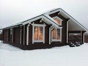Великолепный дом из бревна. - Фото 3
