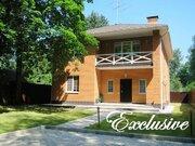Коттедж 200 кв.м, Клязьма, Ярославское ш. 15 км от МКАД - Фото 1