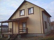 Солнечный бруовой дом в Жуковском Верховье, крайний к лесу. - Фото 4
